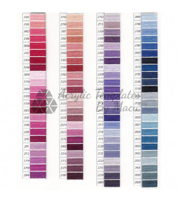 Colores DMC 4